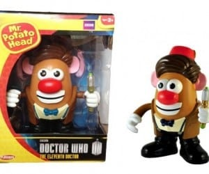 Mr. Potato Head 11th Doctor Is Full of Awesome