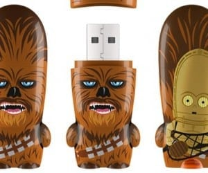 Get Your Roar On With These Limited Edition Chewbacca Thumb Drives