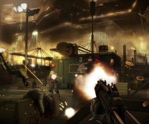 Deus Ex: The Fall Contains Restrictions for Jailbroken iOS Devices