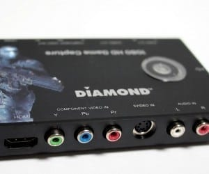 MEGATech Reviews - Diamond Multimedia GC1000 1080 HD USB Game Capture Device