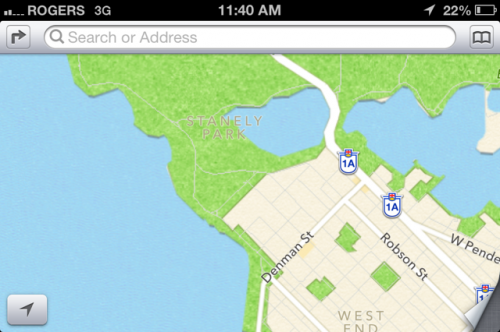 Apple Acquires Mapping Startups