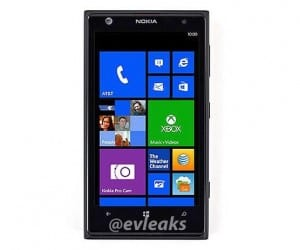 Leaked Photo Shows Lumia 1020 Coming to AT&T