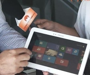 MEGATech Videos - Hands-On With Samsung's Newest Additions to the ATIV and Galaxy Tab Product Families