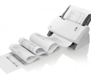 Plustek Unleashes the SmartOffice PS456U Scanner
