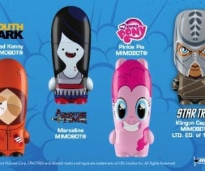 Comic-Con 2013: Mimoco Unleashes New MIMOBOT Designer USB Flash Drives