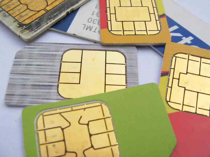 750 Million Sim Cards Possibly Open to Attack