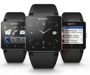 Sony SmartWatch 2 Launches Next Week for $180