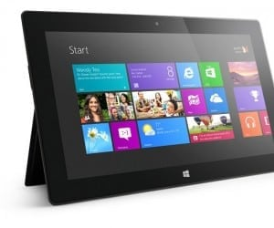 Microsoft Cutting Prices on Surface RT Tablets