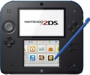 Nintendo Announces the Nintendo 2DS for $129