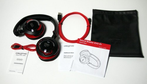 MEGATech Reviews - Creative Sound Blaster EVO Zx Bluetooth Wireless Gaming Headset