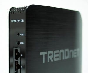 MEGATech Reviews - TRENDnet TEW-751DR N600 Dual Band Wireless Router