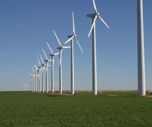 Google Scoops Up Texas Wind Farm in Pursuit of Going Green