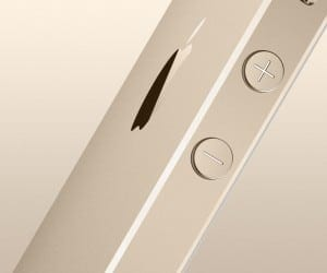 Apple Announces iPhone 5S with Touch ID