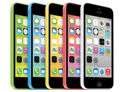 Apple Reveals Budget iPhone 5C in Colorful Plastic
