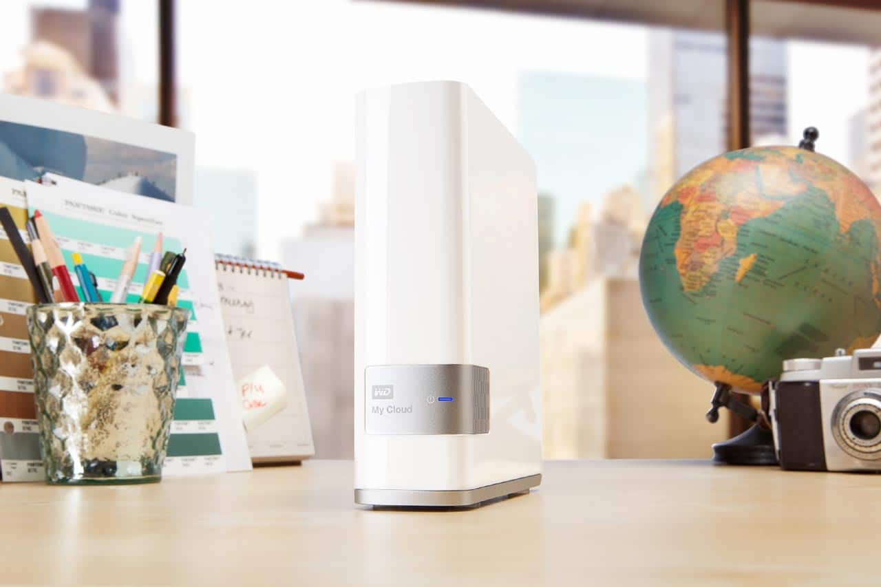 MEGATech Videos - Western Digital WD My Cloud Launches Today