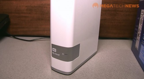 MEGATech Videos: Unboxing the WD My Cloud Personal Cloud Storage Device