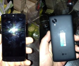 More Nexus 5 Leaks, This Time with KitKat