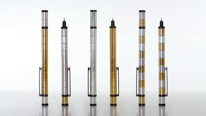 POLAR Pens Kickstarter Cleverly Combines Pens with Magnets