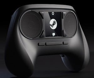 Official Steam Controller Rocks Dual Trackpads, Plays All Steam Games