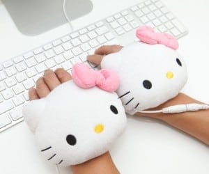 Hello Kitty, Hello Warm Hands