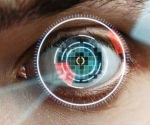 Samsung Developing Eye Scanner for Galaxy S5