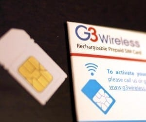 G3 Wireless Offers Global Cellphone Coverage with No Roaming Fees
