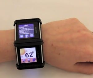 Nokia Patents Multi-Display Facet Smartwatch Design