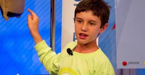 Florida Sixth Grader Invents Sandless Sandbag