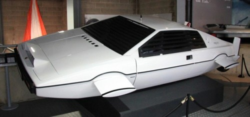 Elon Musk Buys James Bond's Submarine Car; Plans to Improve It