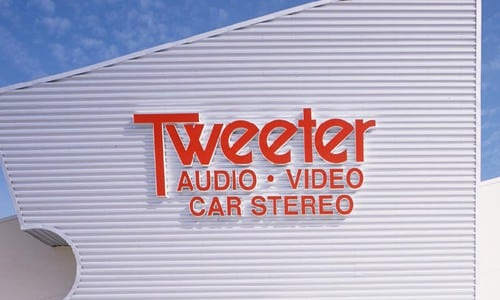 Tweeter Home Entertainment's Stock Rises as People Mistake it for Twitter