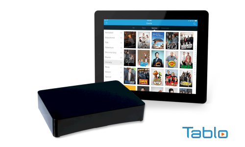 Nuvyyo Introduces Tablo, the Tablet-based DVR Service for Free OTA Content