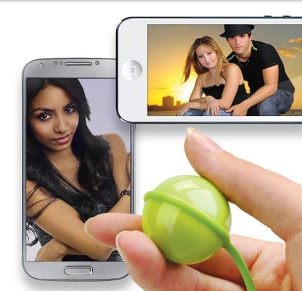 Shutterball Makes Better Looking Selfies