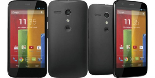 Motorola Announces the Affordable Moto G at $179 Off Contract
