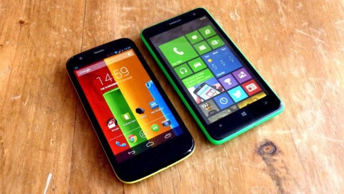 Motorola Moto G Now Available in Canada