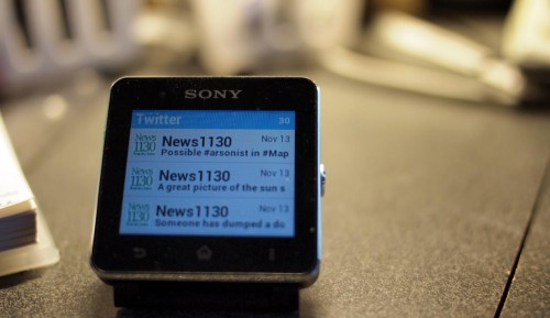 MEGATech Reviews - Sony Smartwatch 2 SW2 for Android Smartphones