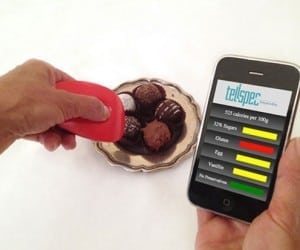 TellSpec Food Scanner Takes the Guesswork Out of Eating