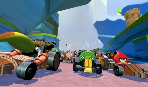 MEGATech Showcase: Angry Birds Go! Review Round-Up