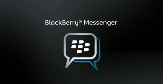 BBM to Come Preinstalled on LG Phones