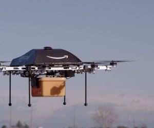 Amazon, UPS, and the Questions Raised by Drone Delivery
