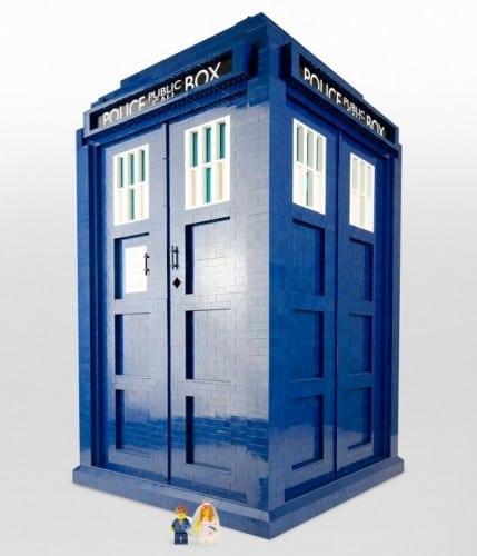 MEGATech Showcase: LEGO Creations and Kits