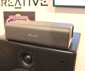 The Sound Blaster Roar Brings the Noise to CES 2014