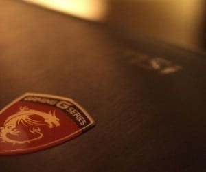 CES 2014 - The Secret 15-Inch Super Thin Notebook from MSI