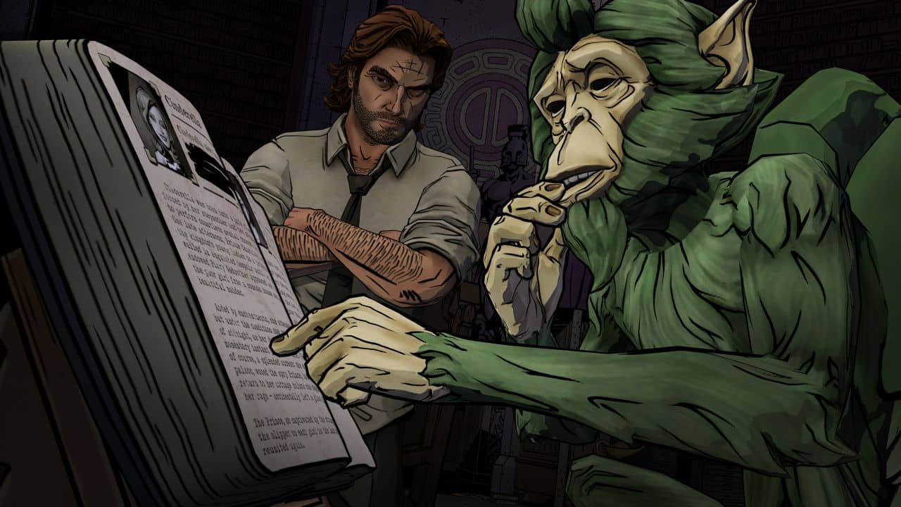 MEGATech Reviews - The Wolf Among Us: Episode One: Faith