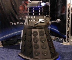 Dalek Bluetooth Speaker is World's Largest and Loudest