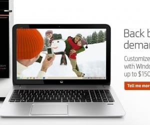 HP Selling New PCs with Windows 7 Again
