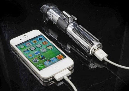 May the Force Be With You...and Also Your Gadgets