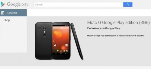 Buy the Moto G Google Play Edition (and Lose the Moto ...