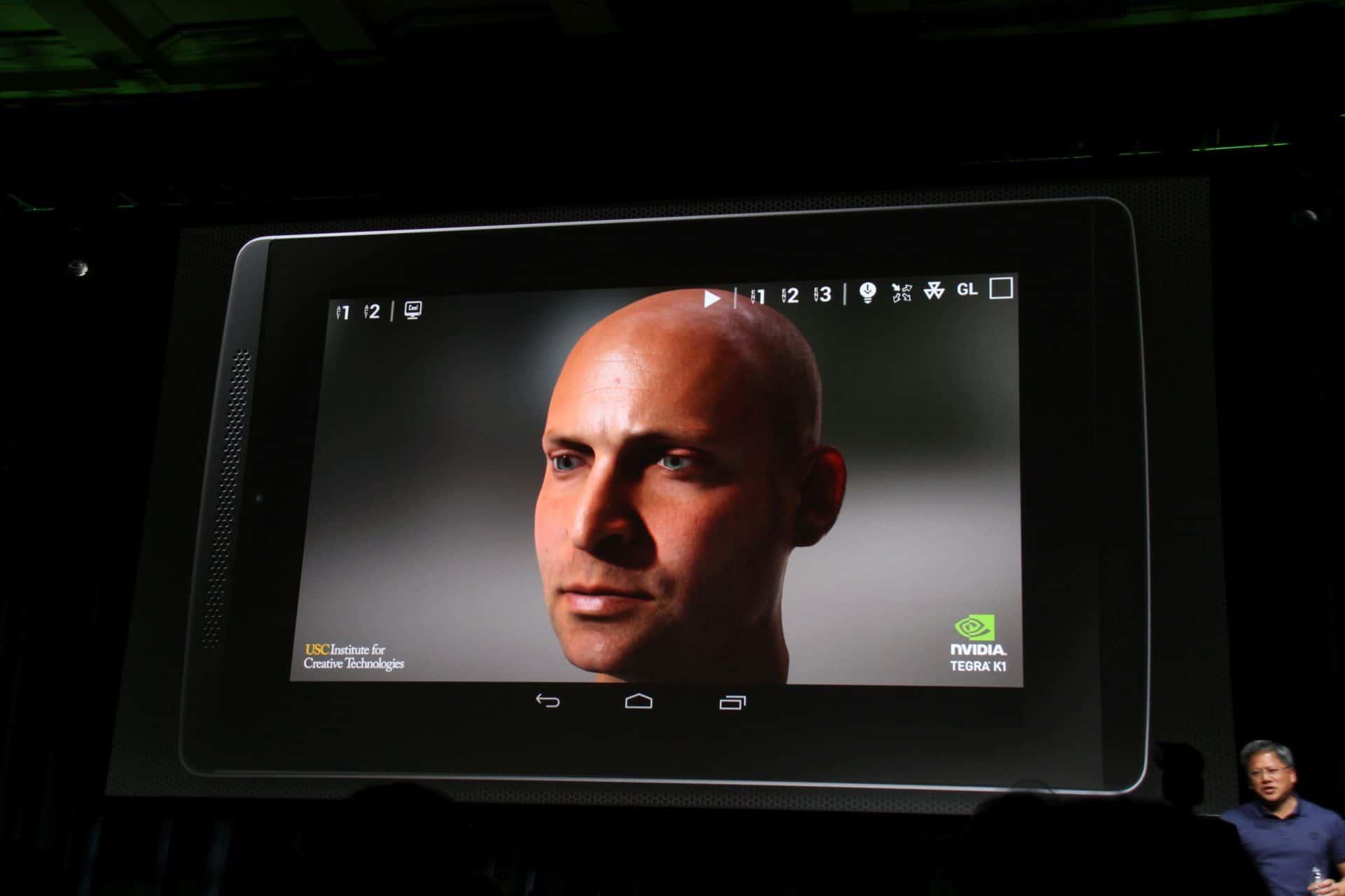 NVIDIA Reveals New Tegra K1 Platform