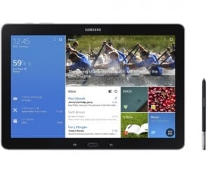 Samsung Reveals Galaxy NotePro and TabPro Tablets at CES 2014