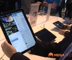 MEGATech Videos - CES 2014 Episode #4 - Bigger Screens with Samsung, Huawei and ASUS